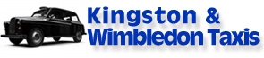 Kingston & Wimbledon taxis