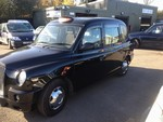 SOLD,LTI TX4 BRONZE 2009 plated until jan 2015